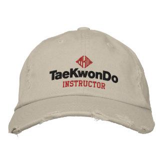Gorra de 408 instructores del Taekwondo Gorras De Beisbol Bordadas