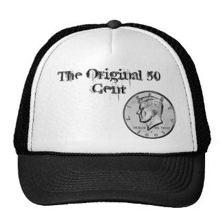 Gorra de 50 centavos