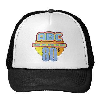Gorra de ABC 80s