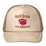 Gorra de Agent Orange de los soplos