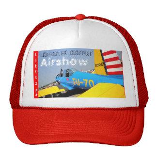 ¡Gorra de Airshow! PA de Lancaster Gorras