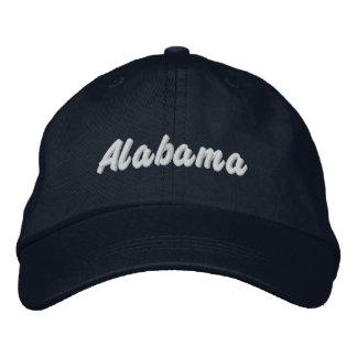 Gorra de Alabama Gorra De Béisbol
