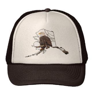 Gorra de Alaska de Eagle calvo