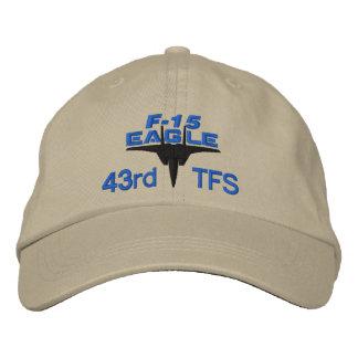 Gorra de alta tecnología del golf de F-15 Eagle Gorra De Beisbol