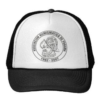 Gorra de Asociación Numismática De Panamá