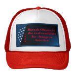 Gorra de Barack Obama