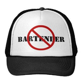Gorra de Barback - no camarero