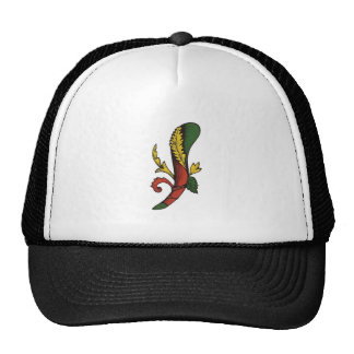 Gorra de Bastone