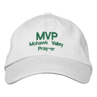Gorra de béisbol ajustable del rezo del valle del
