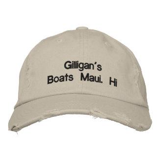 Gorra de béisbol apenada personalizado