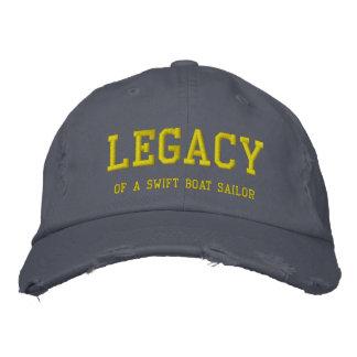 Gorra de béisbol apenada personalizado de la