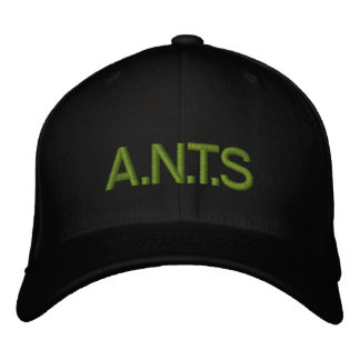 Gorra de béisbol apta de la flexión de A.N.T.S