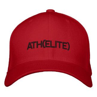 Gorra de béisbol apta de la flexión de ATH (ÉLITE)