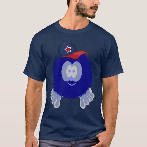 Gorra de béisbol azul Pom Pom PAL Playera