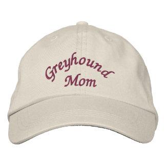 Gorra de béisbol bordada linda de la mamá del galg
