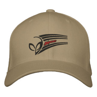 Gorra de béisbol bordada mascota extranjera