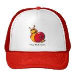 Gorra de béisbol - caracol de Sammy