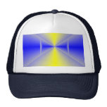 Gorra de béisbol cibernética de la salida del sol