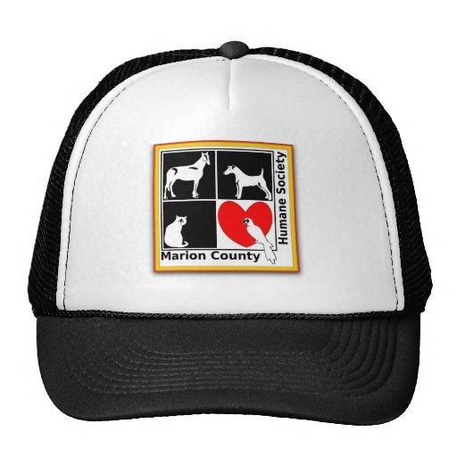 Gorra de béisbol con el logotipo de MCHS
