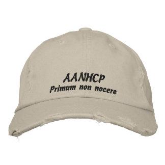 Gorra de béisbol de AANHCP (de Primum nocere no)