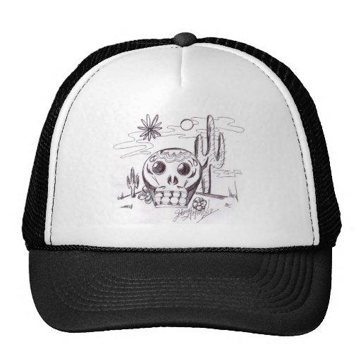 Gorra de béisbol de Calavera