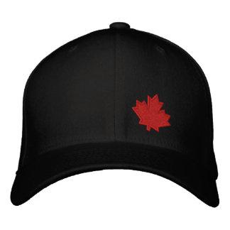 Gorra de béisbol de Canadá Mapleleaf