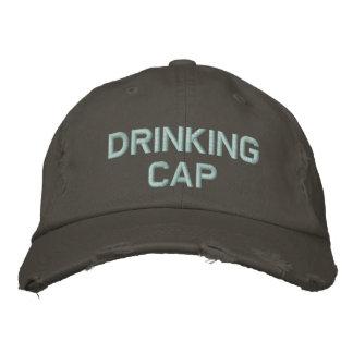 Gorra de béisbol de consumición del casquillo