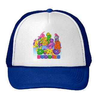 Gorra de béisbol de Dino-Buddies™ - escena de la