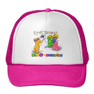Gorra de béisbol de Dino-Buddies™ - escena del