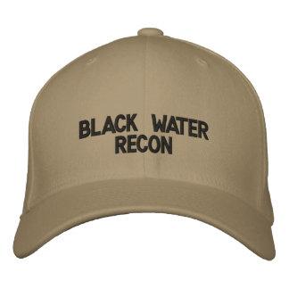 Gorra de béisbol de encargo renovada del agua