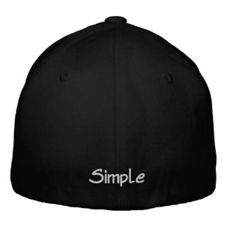 gorra de béisbol de encargo (simple) DETERMINADA