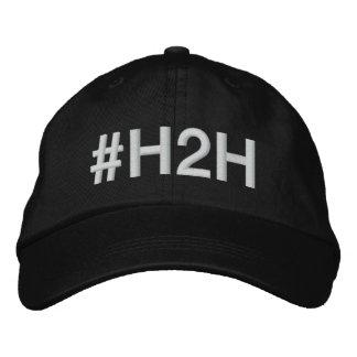 Gorra de béisbol de #H2H