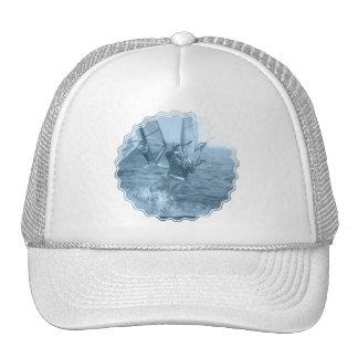 Gorra de béisbol de Kiteboarders