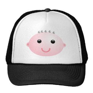 Gorra de béisbol de la cara