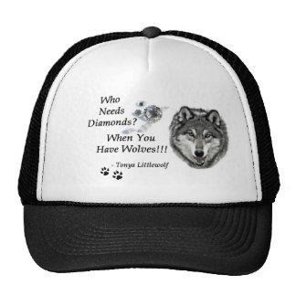 Gorra de béisbol de la colección del diamante