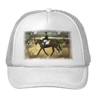 Gorra de béisbol de la competencia del Dressage