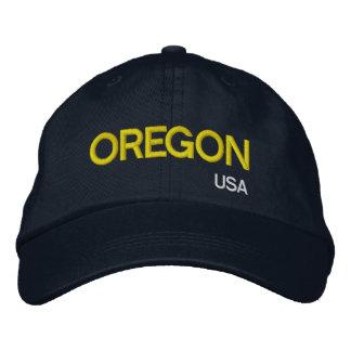 Gorra de béisbol de la marina de guerra de Oregon*