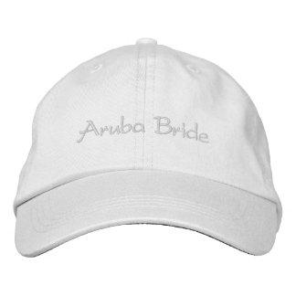 Gorra de béisbol de la novia de Aruba