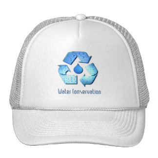 Gorra de béisbol de la protección de agua