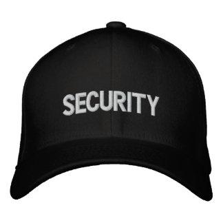 Gorra de béisbol de la seguridad con el logotipo b