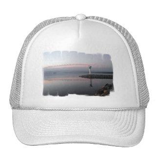 Gorra de béisbol de las reflexiones del faro