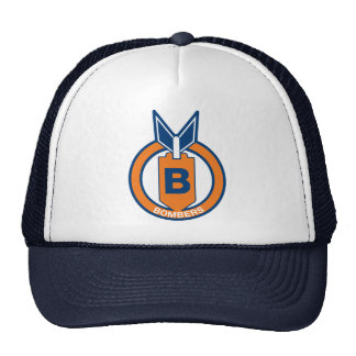 Gorra de béisbol de los bombarderos de Berlín