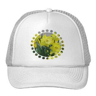 Gorra de béisbol de los bulbos del narciso