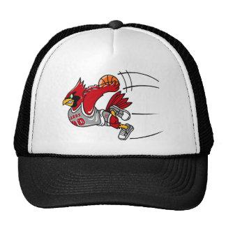 Gorra de béisbol de los cardenales