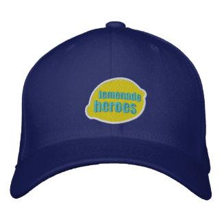 Gorra de béisbol de los héroes de la limonada