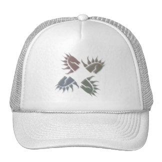 Gorra de béisbol de los jinetes