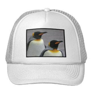 Gorra de béisbol de los pingüinos que marcha