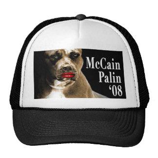 Gorra de béisbol de McCain Palin