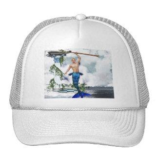 Gorra de béisbol de Neptuno