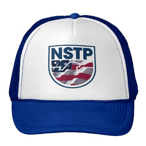 Gorra de béisbol de NSTP